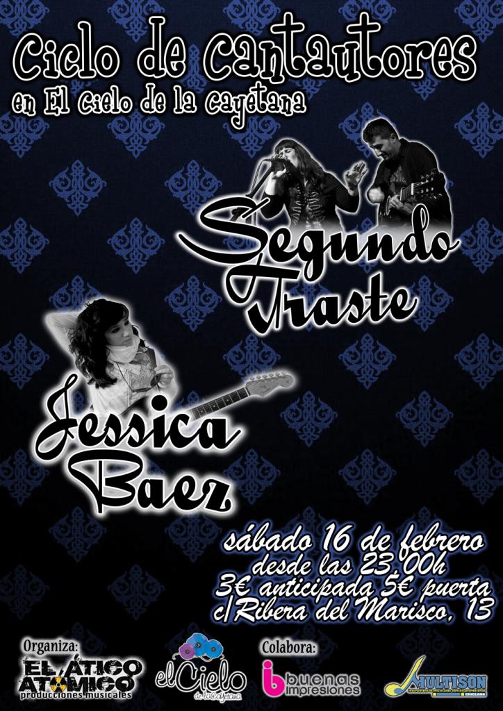Segundotraste+ Jessica Baez
